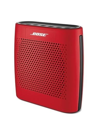 Bose SoundLink Color Kırmızı Bluetooth Hoparlör Kırmızı